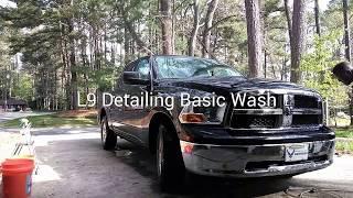 L9 Detailing Basic Wash Promotion