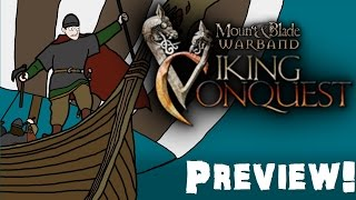 Mount & Blade Warband Viking Conquest Gameplay!