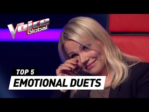 BOY&GIRL DUETS in The Voice that will make you cry