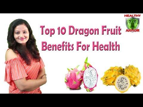 Top 10 Dragon Fruit Benefits | Dragon Fruit Nutrition