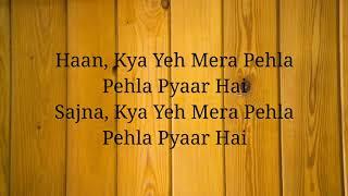 Gambar cover Lirik Lagu Suraj Hua Maddham | Kabhi Khushi Kabhi Gham | Sonu Nigam & Alka Yagnik