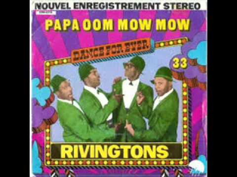 The Rivingtons - Don't Hate Your Father