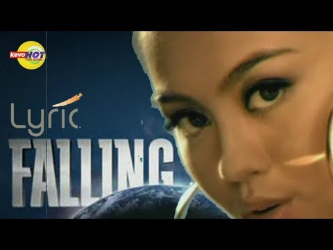 Agnes Monica - Falling With Lyric ( Agnezmo MV Full )