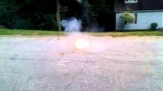 Phantom Chinatown Firecrackers And Silver Titanium