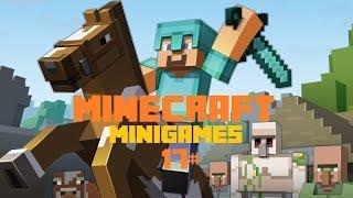 Minecraft Minigames 17# - WOJNA SIE ROZPOCZYNA!!!