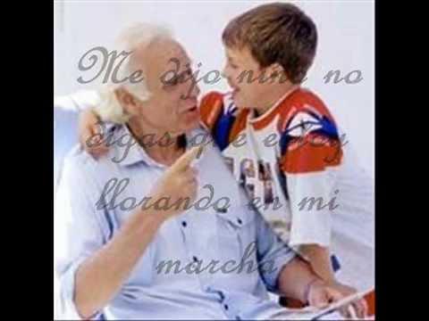 el abuelo letras: