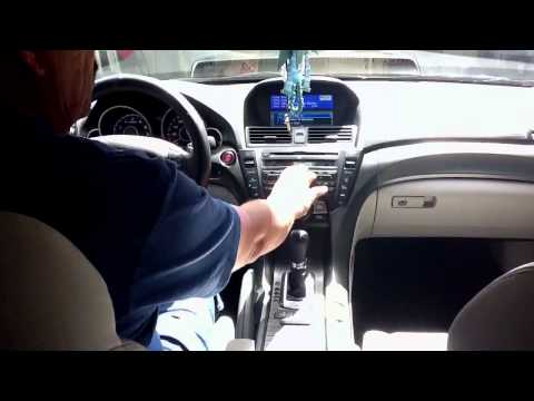 2012 Acura TL Surround Sound Demo