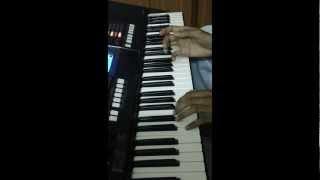 #2 Learn Piano Arpeggios - Song Kal Ho Na Ho