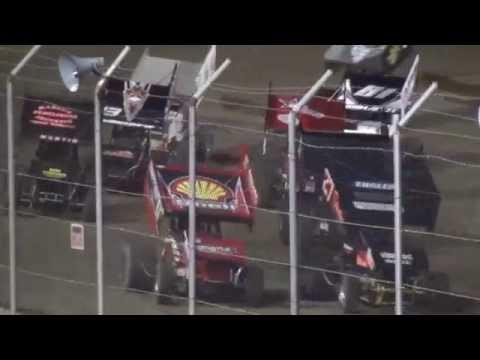 305 Sprint feature 34 Raceway 9/5/15