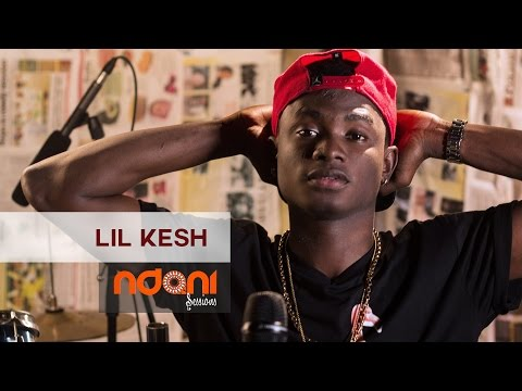 "VIDEO: Lil Kesh Performs ""Lyrically"" On Ndani Sessions"