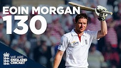 Eoin Morgans Brilliant Maiden Test Hundred England v Pakistan Rewind England Cricket