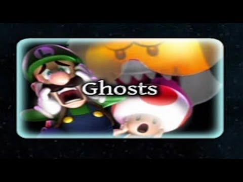 MKWii CTGP-R TT Update - Online Leaderboards Preview and the Ghosts Menu!