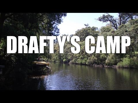 Draftys Camp Warren River - Western Australia
