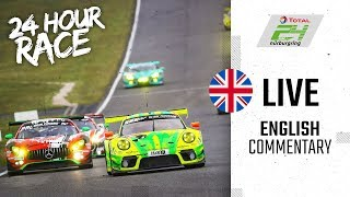ADAC TOTAL 24h-Race 2019 Nurburgring | English