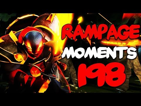 Dota 2 Rampage Moments Ep 198 thumbnail