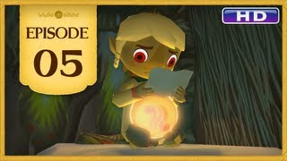 The Legend of Zelda: The Wind Waker HD - Episode 05 | Dragon Roost Island