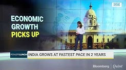 8.2% GDP Growth In The First Quarter Cements India