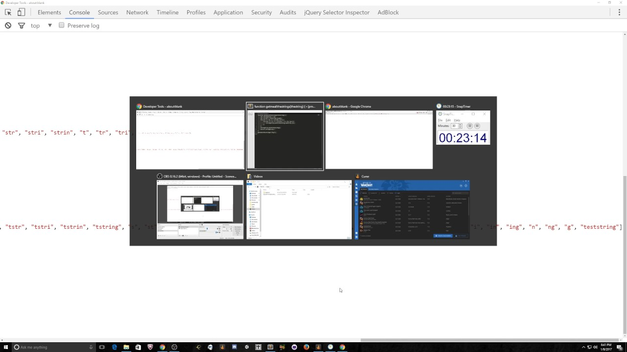 JS Assessment question - YouTube