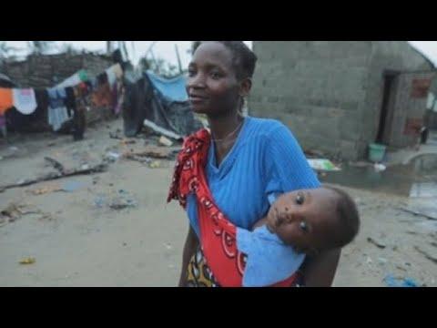 Beira, cuarta ciudada de Mozambique, destruida en un 90% por el ciclón Idai