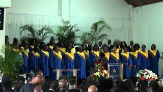 Shall we Gather at the River - Andrews Choir