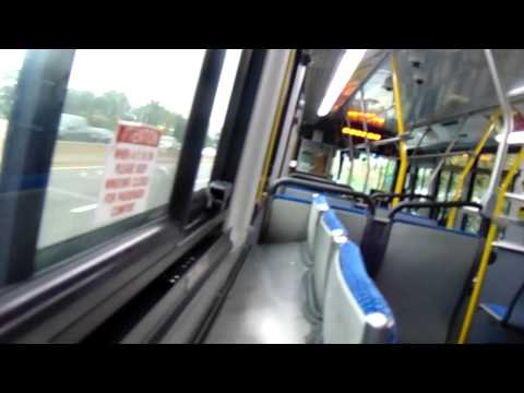 WMATA Metroextra - Ride Aboard 2006 Orion 07,501 VII CNG #2663 On Route 16X To Federal Triangle