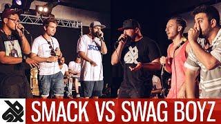 SMACK vs SWAG BOYZ | WBC CREW Battle | FINAL