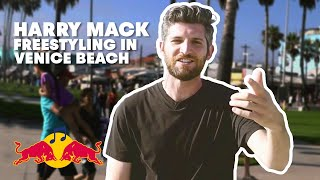 Harry Mack Gives us a Freestyle Tour of LA