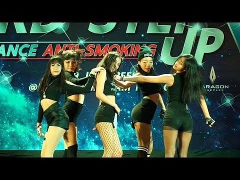 160619 Maximilian cover KPOP - Intro + Up & Down (EXID) @THIRD STEP UP 5th Cover Dance