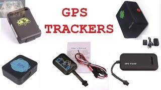 5 GPS Trackers(5 GPS / LBS trackers. These 5 are basicly the cheapest mini real time trackers on ebay when I purchased them but I see a couple of new ones now like the A9, ..., 2014-02-08T07:50:35.000Z)