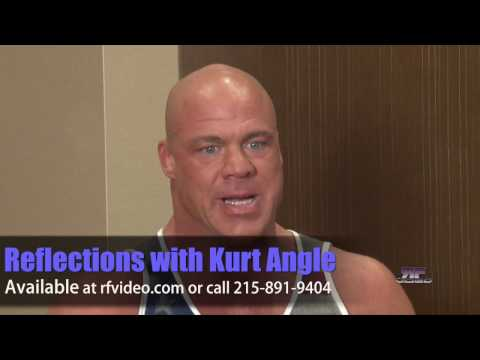 Reflections with Kurt Angle Preview
