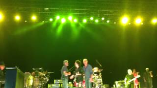 Toto Africa Live Milano 3-7-2015 with George Clooney on stage...