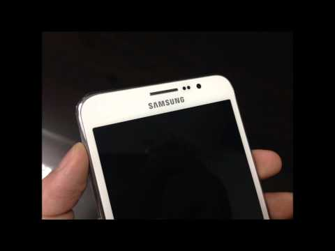 Samsung GALAXY MEGA 2 white color SM-G750F