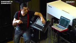 Cómo crear música con Álex Martín y Maschine Jam