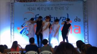 Repeat youtube video 빅스(VIXX)- Hyde cover by: Sixx / Festival da cultura coreana