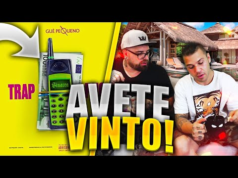 GUE PEQUENO - TRAP PHONE FT. CAPO PLAZA | RAP REACTION