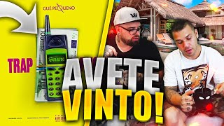 GUE PEQUENO - TRAP PHONE FT. CAPO PLAZA | RAP REACTION