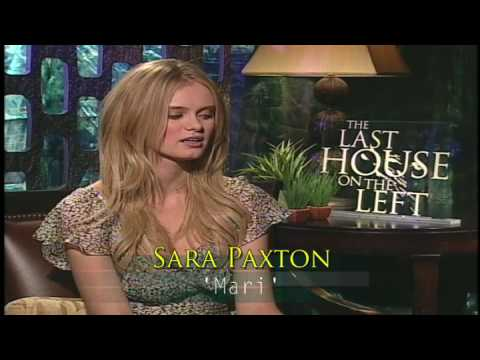 Sara Paxton stars in Last House on the Left from YouTube · Duration:  2 minutes 56 seconds
