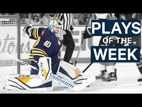 NHL Plays of The Week: Week 4 Edition - Ryan Hartman Breaks Through The Knights