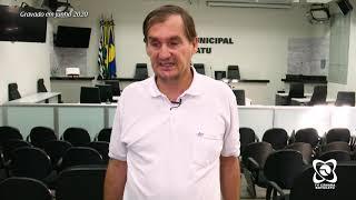 Carlos Trigo atua por demandas de usuários e trabalhadores do transporte coletivo