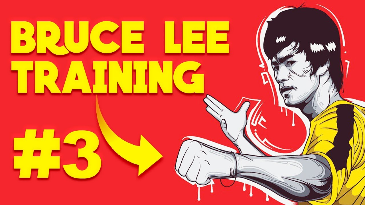Download Real Bruce Lee Forearm Special Workout 3: Seated Wrist Curl
