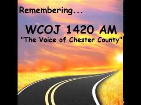 Remembering WCOJ 1420 AM Chester County, Pennsylvania