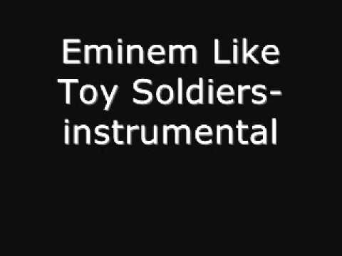 Eminem like a toy soldiers instrumental