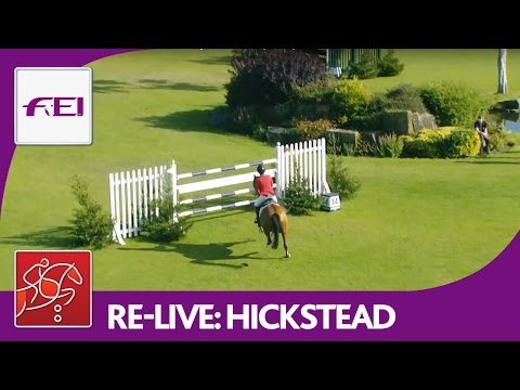 Re-Live - King George V Gold Cup - Longines International Royal Horse Show (CSIO5*)