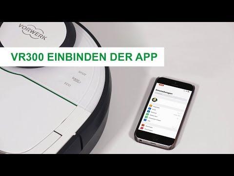 Tipp | VR300 Saugroboter: Vorbereitung Einbindung in die App