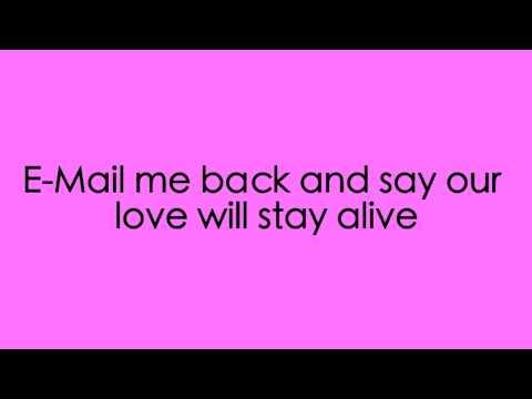 Lyrics - Email my heart -  Britney Spears mp3