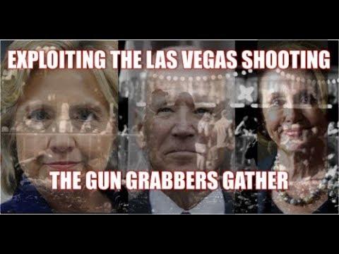 Las Vegas Shooting and Gun Control Madness