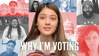 We Asked People in All 50 States Why They Are Voting   Cut