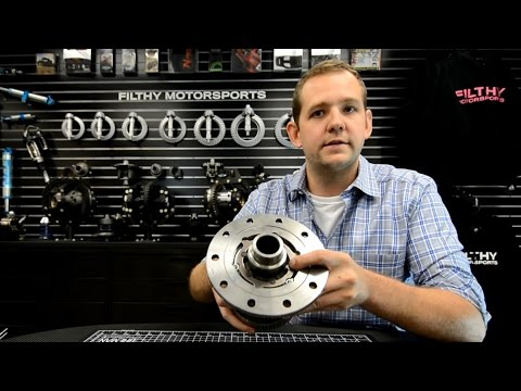 Differential Locker Comparison (ARB / Eaton / Ox / Yukon) - Filthy Motorsports