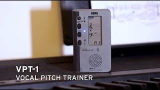 VPT-1 Vocal Pitch Trainer