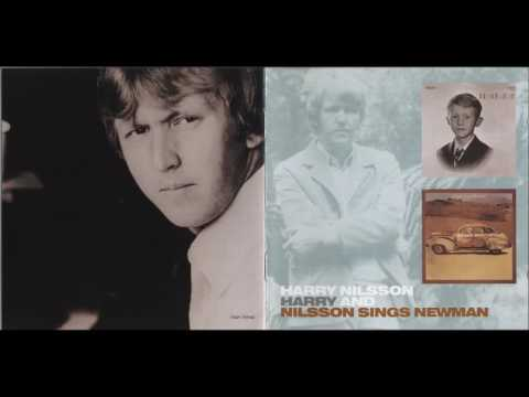 Harry Nilsson - Harry (1969) Nilsson Sings Newman (1970) (Full Albums)